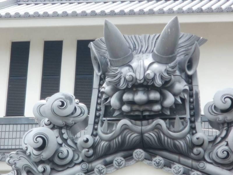「菊間 瓦館 鬼瓦」の画像検索結果