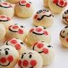 【snack making】アンパンマンボーロ作り◡̈♥︎の画像