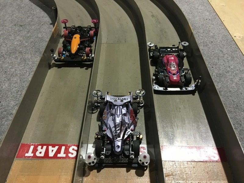 第42回MCR杯オープンクラス入賞マシン