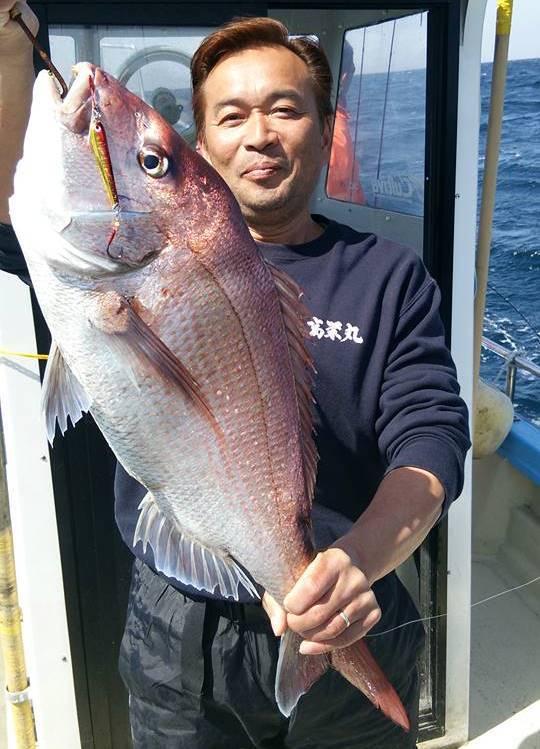 青森マダイ釣果情報@高栄丸   ボーズレススタッフの釣行ブログ