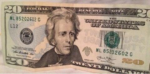 20 ドル 札 に 採用 され る はず だっ た 女性 の 肩書き は