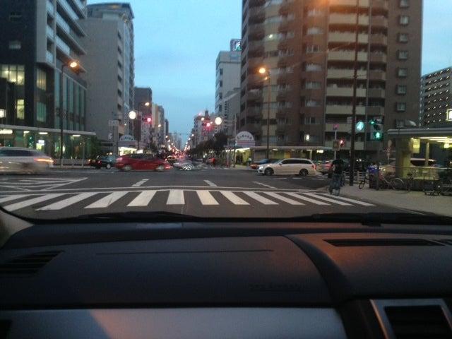 松屋町筋 北大阪ペーパードライバー