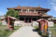 アマルバヤサガラント寺   モンゴル旅行、モンゴルツアー、モンゴル ...