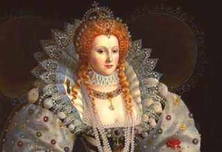 女王の切ない恋心 エリザベス1世...