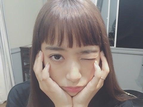 前髪ぱっつんの近藤千尋