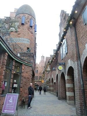 中世の街並1