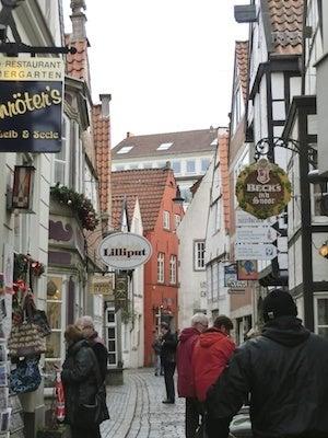 中世の街並2