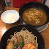 桃李路【カレーつけ麺】@滋賀 唐橋駅 28.4.28の画像