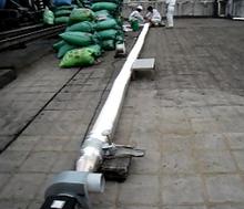 中国での消臭剤スプレーテストの様子