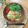 鶏むね肉と春キャベツの味噌マヨ炒め deワンプレート 今日は昭和の日の画像