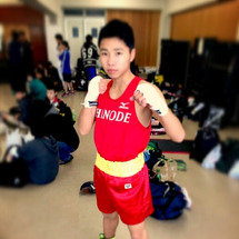 高校ボクシング 初試…