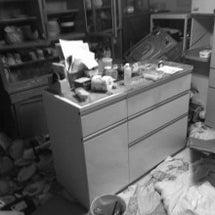 地震被害で別府の自宅…