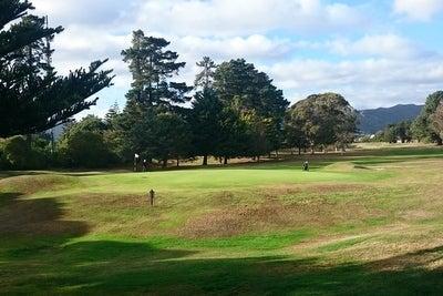 Boulcott's Farm ゴルフ場 12番