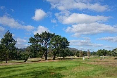 Boulcott's Farm ゴルフ場 6番
