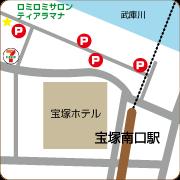 パーキング地図
