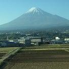 昨日の富士山の記事より