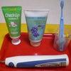 歯磨きセットの画像