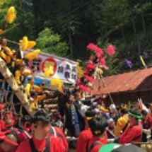 諏訪大社御柱祭
