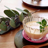 昭和レトロなガラスの器で かんたんプリン☆の画像