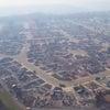 ▼唸声カナダ映像/山火事ビースト、フォートマクマレーの空撮、燃え尽きた街・・・の画像