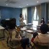 松戸市の子育て支援センターでのアロマ講座の画像
