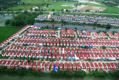 タイで一軒家に住む | タイで工...