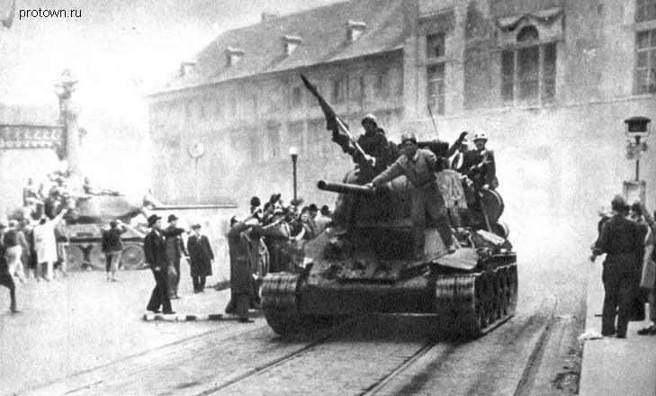 プラハの戦い | 戦車兵のブログ