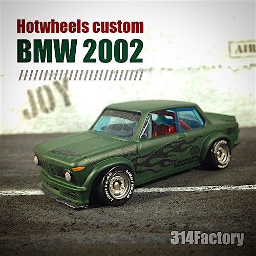 HotwheelscustomBMW2002