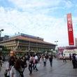 台北駅に密集している…