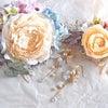 オーダーメイド*水色ドレスの4月の花嫁さまヘ*の画像