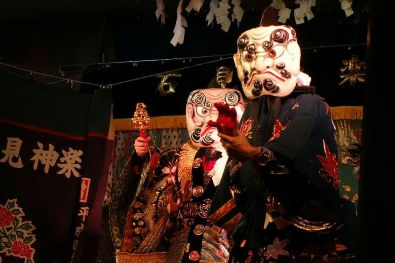久城神楽170周年祭に行ってきた160504(5)