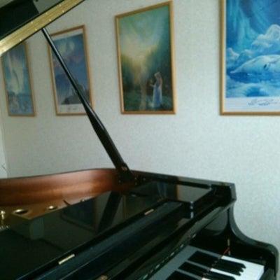 ピアノ教室についての記事に添付されている画像