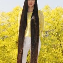 断髪動画販売 断髪美人D47 120cm大バッサリ断髪 25歳美人保育士 極上黒の記事に添付されている画像