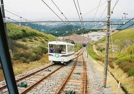 伊豆箱根鉄道十国鋼索線