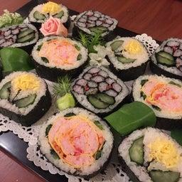 画像 デコ巻き寿司&スイーツ コラボLessonのご案内 の記事より 2つ目