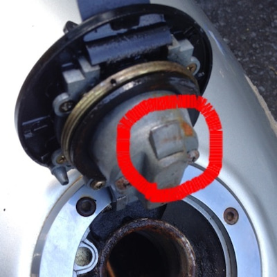バイク・ガソリンタンクの鍵の記事に添付されている画像