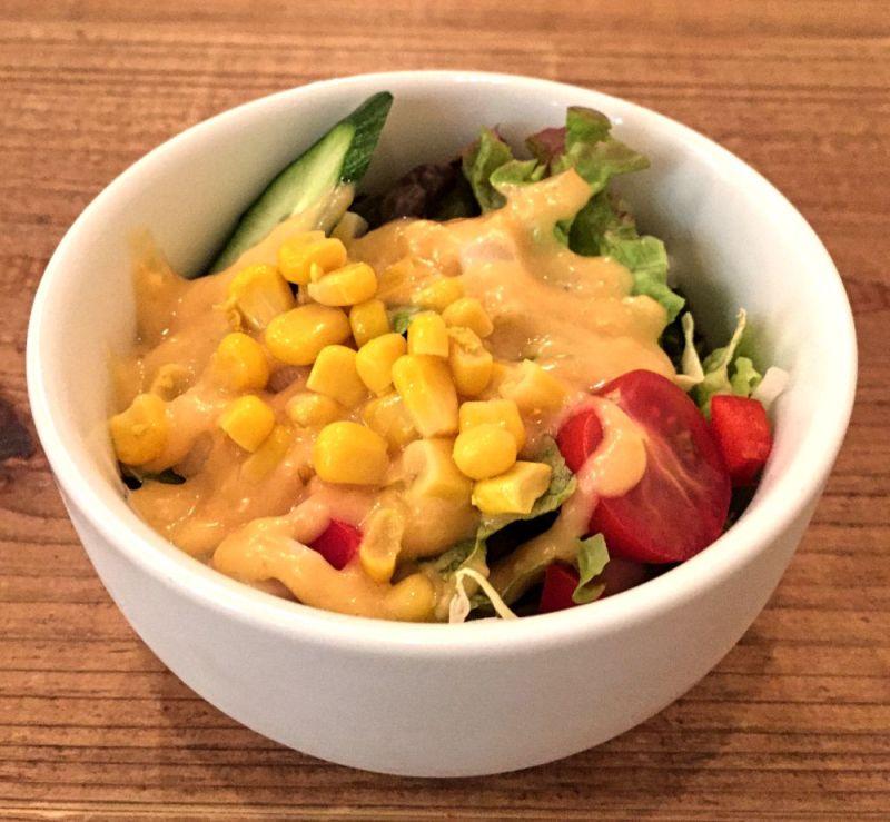 ランタナ食堂サラダ