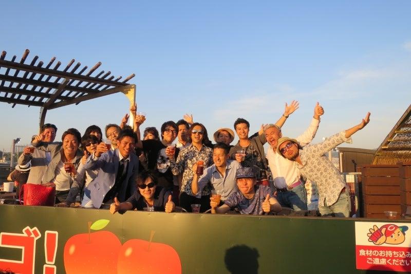 広島球場BBQ3