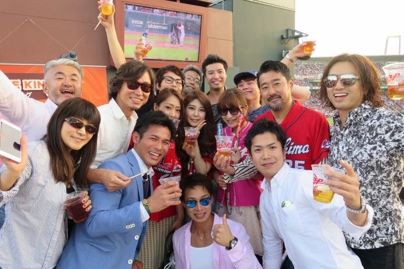広島球場BBQ9