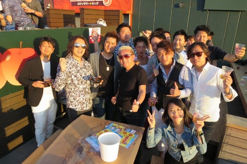 広島球場BBQ5