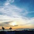 焼野海岸の夕陽