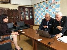 小川市長を訪問
