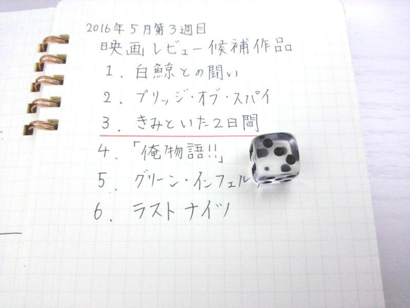 2016年5月第3週目・映画レビュー候補作品!
