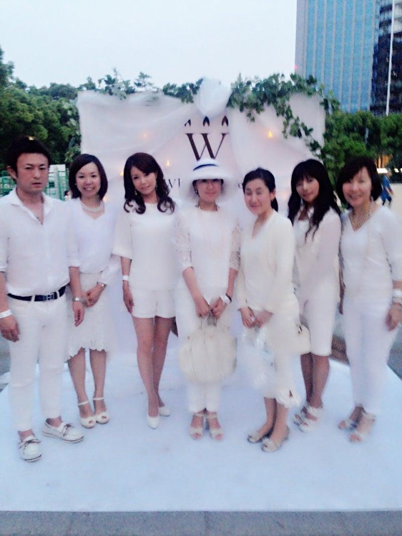 美しく輝く、神戸ホワイトディナーパーティー♡最高でした♡ | 三宮で38