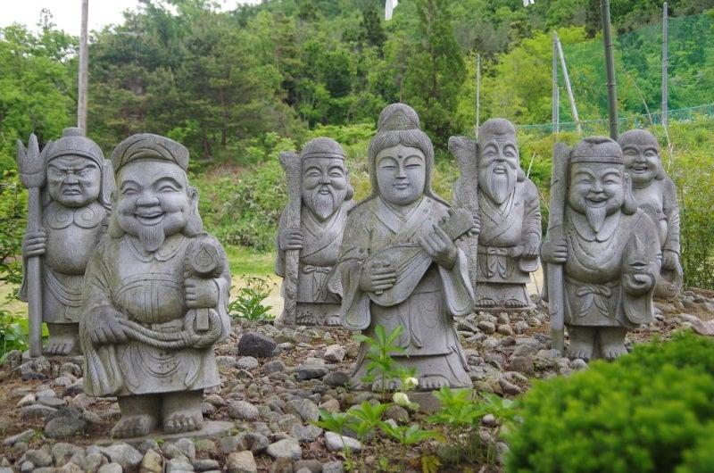 隠れキリシタン 諏訪神社の日本...