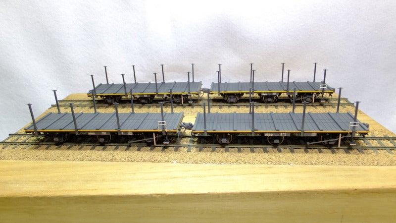 国鉄チサ1600形貨車