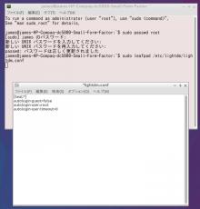 Ubuntu系でroot自動ログイン仕様に変更! | ウィンドウズに
