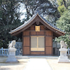 大野谷の神社4(八幡社)の画像