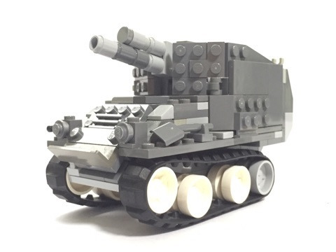 16式15cm自走重歩兵砲 | ぷにの...