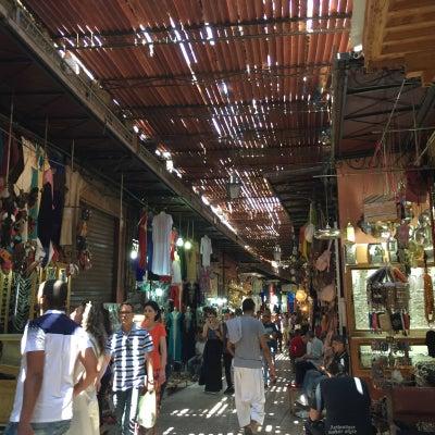 モロッコ④マラケシュ2日目PM~スーク巡りとハマム体験編~の記事に添付されている画像